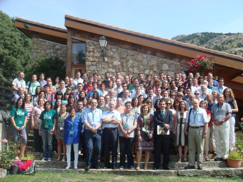 Foto Grupo Madrid 2012