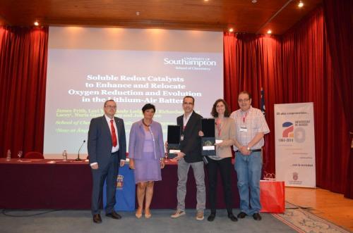 2014 Foto entrega premios CIDETEC 2013