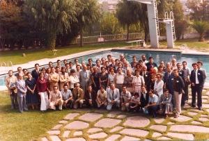 1979 Reunión Lloret de Mar
