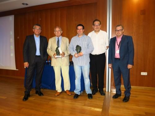2013 Foto de la Entrega Premio CIDETEC 2012